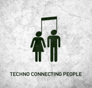 Techno Connecting People at Xception