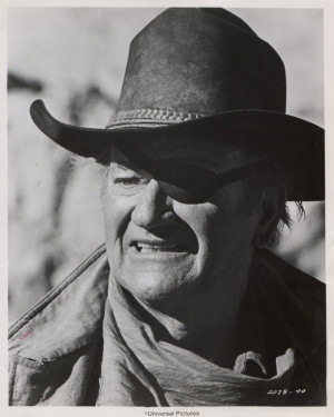 Displaying Images For - John Wayne The Shootist Quotes...