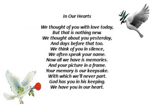 Forever in Our Hearts Quotes
