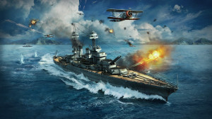 Download World of Warships 1920x1080 Wallpaper