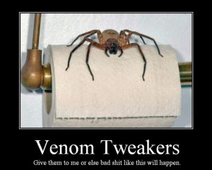 Re: I deserve free Venom Tweakers because....