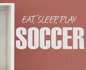 Boys Room Soccer, Plays Soccer, Sports Theme, Soccer Boys, Kids Room ...