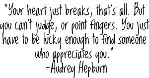 Heartbreak Quotes & Sayings