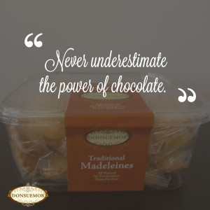 Never underestimate the power of chocolate. #quotes #foodquote # ...