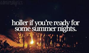 Summer Nights - Rascal Flatts [x]