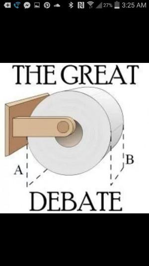 Great debate