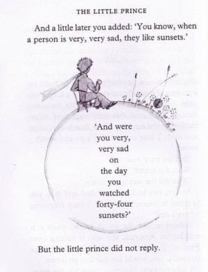 book the little prince #quote