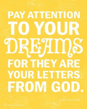 Follow Your Dreams quotes