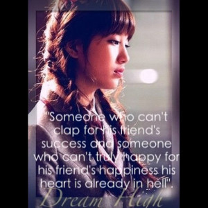 Quote Dream High Korean Drama