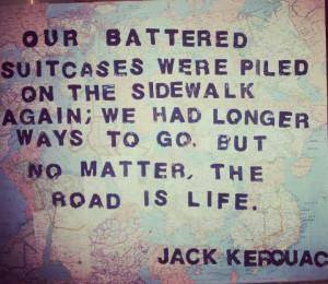 Aforismi di viaggio – Jack Kerouac