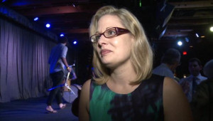Kyrsten Sinema Interview picture