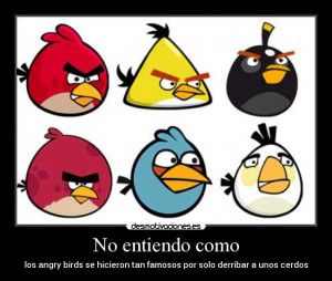 Fiesta Ideas Pices Angry Birds