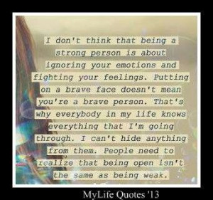 my truth mylife quotes