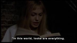 girl interrupted, life, lisa rowe, looks, world
