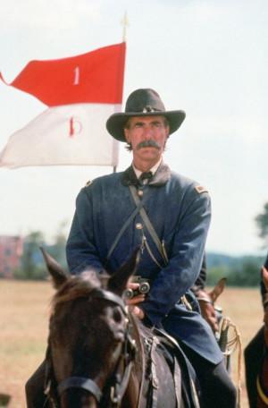 Still of Sam Elliott in Gettysburg (1993)