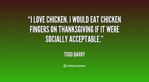 Quotes and Sayings About Chickens