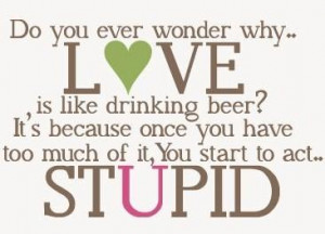 SimplyyBliss Being Drunk quotes