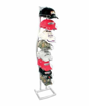 Home Products CAP 8 Retail Cap Rack Display