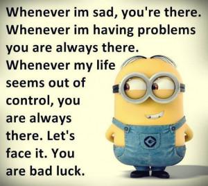 whenever i am sad