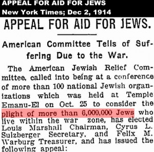 jews are already whining that 6000000 jews are in danger