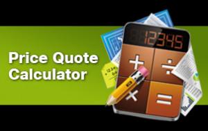 Quote Calculator.