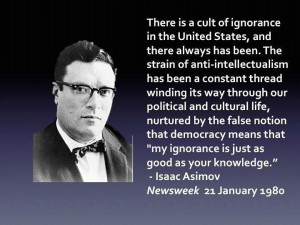 Political ignorance