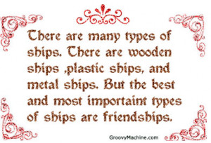 Friendship Sayings Comments