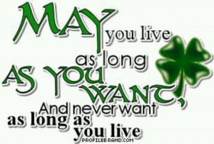 Happy St. Patrick's Day...