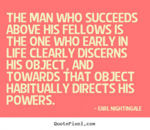 quotes about success by earl nightingale make your own quote picture