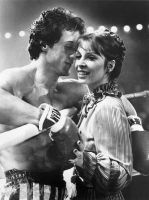 "Talia Shire consiguió junto a Stallone un Razzie en ""Rocky III"""