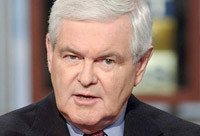 Newt Gingrich said,