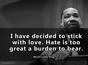 ... Martin Luther King Jr Day Quotes Hate And Love Quotes Quote Icons