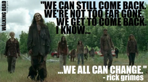 Quote Who Said Rick Grimes Andrew Lincoln Show The Walking