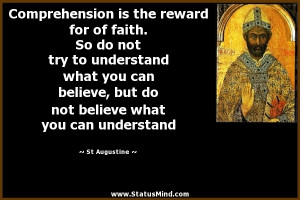 Prehension The Reward For...