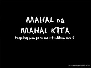 Love Quotes For Him Tumblr Tagalog
