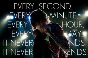 Bring Me The Horizon - It Never Ends