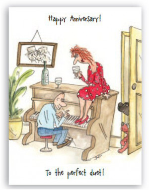 Funny Anniversary greeting cards for those special anniversary ...