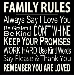 Family is everything! ♥♥♥♥