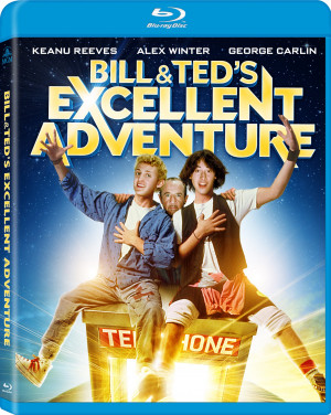 Sunday Afternoon Movie: Bill and Ted's Excellent Adventure [1989]