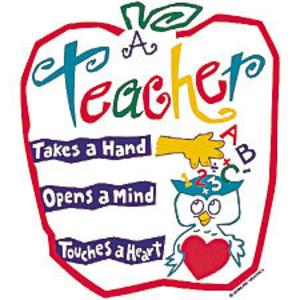 Teacher Graphic Image