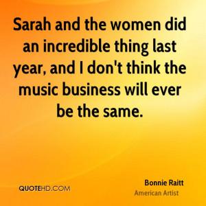 Bonnie Raitt Quotes | QuoteHD