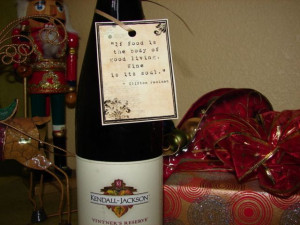 famous quotes wine