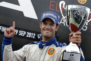 Sweden's Prince Carl Philip to race for Volvo in STCC