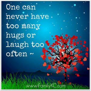 Hugs and Laugh