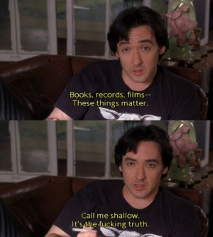 Fidelity Taught Me So Much About The Notion Of Love Plus John Cusack ...