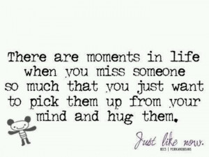 Miss my grandma for sure!