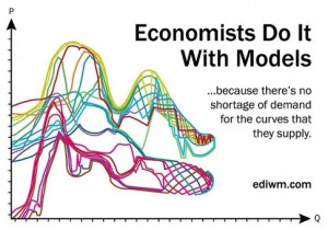 What are some funny economics quotes?