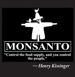 MONSANTO'S POINT OF NO RETURN ~ WE MUST STOP IT!!