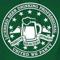 Funny-i-love-beer-alcohol-drinking-license-badge-t-shirts-for-drunk ...