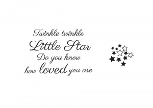 Twinkle Twinkle Little Star Quotes